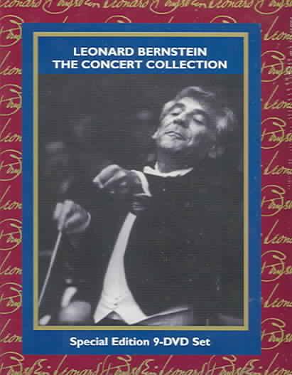 BERNSTEIN CONCERT BY BERNSTEIN,LEONARD (DVD)