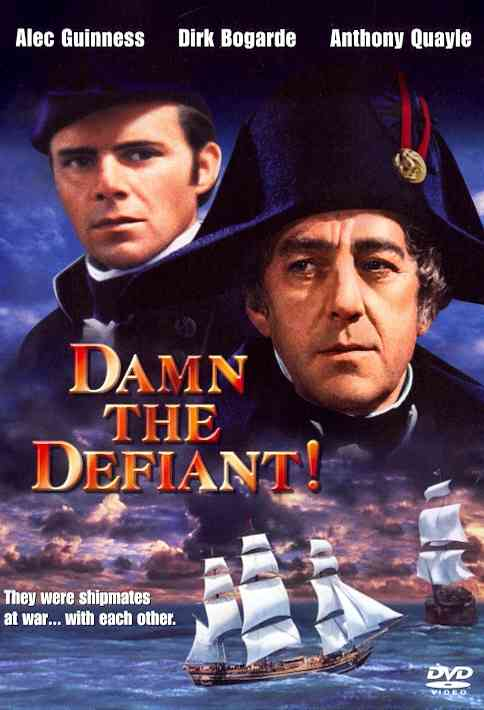 DAMN THE DEFIANT BY GUINNESS,ALEC (DVD)